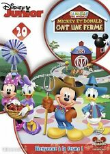 DVD La Maison de Mickey N° 20 Disney  NEUF sous cellophane