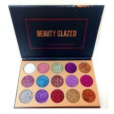 Eyeshadow Palette Ultra Pigmented Mineral Pressed Glitter Make Up Powder Flash