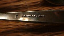 GORHAM Stainless Flatware -  SPANISH SCROLL - 2 teaspoons