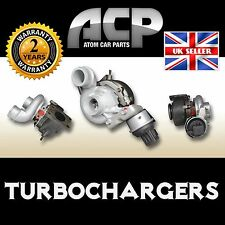 Turbocharger 49377-07530 for Volkswagen Crafter 2.5 TDI. 88/109 BHP.  64/80 kW.