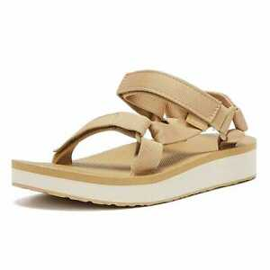 Teva Midform Universal Womens Lark Beige Sandals Casual Comfortable Summer Shoes