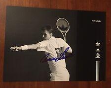 Ivan Lendl SIGNED Hero/promo Card Autographed