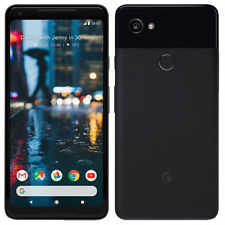 "Google Pixel 2 XL 64GB Black 4GB RAM 6"" Octa-core Android 8.0 Phone By FedEx"