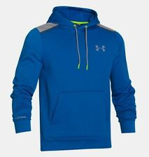 $70 UNDER ARMOUR Men's UA Storm Marauder Fleece Hoodie Blue XL