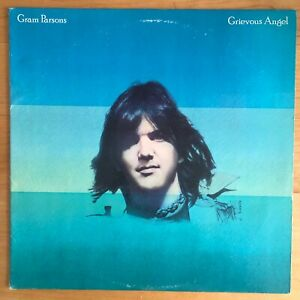 Gram Parsons Grievous Angel Reprise records MS 2171 1974 USA LP NM