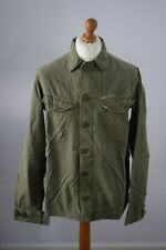 NEW BENCH ARMY GREEN COTTON JACKET L 40-42in 101-106cm (128)
