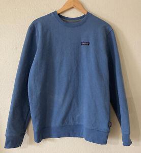 Patagonia P-6 Label Uprisal Crew Sweatshirt Mens M # 39543
