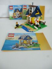 LEGO Creator 31035 Beach Hut Used with Instructions
