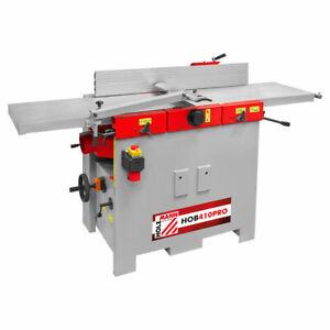 Guß Abricht-Dicken-Hobelmaschine Holzmann HOB 410PRO 400V Hobel Dickte