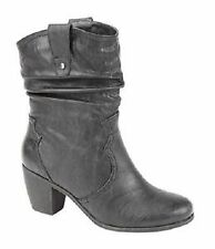 Unbranded Women's Cuban Boots