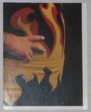 Bam Bam Bigelow WWF 1992 Merlin Stickers Card #225 WWE Wrestlemania XI Superstar