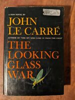 The Looking Glass War by John Le Carre 1st American Edition Stated HCDJ Coward