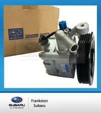 NEW GENUINE SUBARU POWER STEERING PUMP FOR OUTBACK LIBERTY EJ251 2001-2003 2.5L