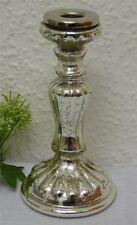 Deko-Kerzenleuchter im Landhaus-Stil aus Glas
