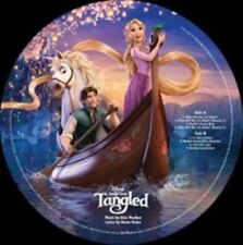 NEW Songs From Tangled [LP][Picture Disc] (Vinyl)