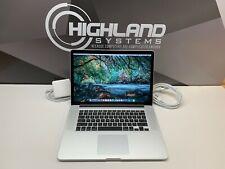 Macbook Pro Retina 15 Inch Apple Laptop | Core I7 2.8Ghz | 2015-2016 | 2Tb Ssd!