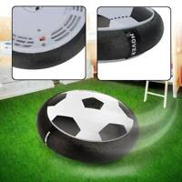 Hover Ball Football Air Power Soccer LED Gliding Base LED Hover Indoor Football