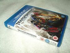 Blu Ray Movie Transformers 3: Dark of The Moon with DVD