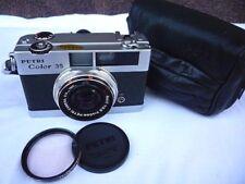 PETRI Color 35 Camera w/ 40mm 2.8 Lens - Excellent