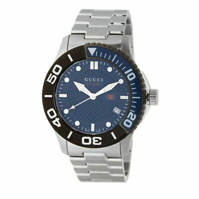 Gucci YA126282 Men's  G-Timeless Blue Quartz Watch