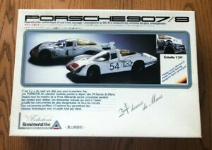 Union 1/24 Porsche 907/8