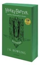 Harry Potter and the Philosopher's Stone. Slytherin Edition von Joanne K. Rowling (2017, Taschenbuch)