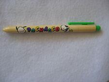 Sanrio Pochacco Ballpoint Pen Green Ink Vintage 1989, 1994 New