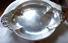 Handwrought by Chicago Artist Randahl  Arts and Crafts Sterling Bowl