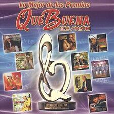 Lo Mejor de Los Premios Que Buena 105.5/94.3 FM Compilation CD Still Sealed