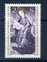 AUTRICHE - 1975 timbre 1332, Noël, neuf**