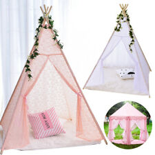 Kids Baby Bed  Bedcover Mosquito Net Curtain Bedding play teepee play Tent BG