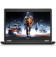 Dell Latitude Gaming Laptop Intel Core i5 8GB RAM 500GB HDD Windows 10 Backlit