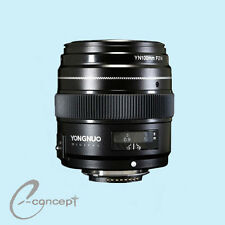 Yongnuo 100mm F2N  AF/ MF Large Aperture Auto Prime Focus lens for Nikon