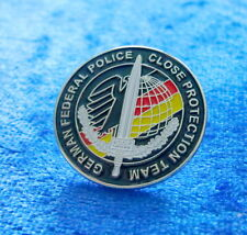 Bundespolizei Personenschutz Anstecker # SIK BKA SEK GSG9 # 1