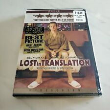 Lost In Translation - Dvd - New / Factory Sealed - Bill Murray