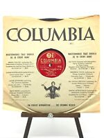 RARE 78 RPM FRANK SINATRA & Harry James Don't Take Your Love - Columbia 36738 E+