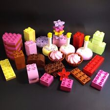 Lego Duplo Creative Cakes 6785 Cupcakes Candles Complete