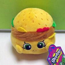 Hamburger  Plush Toys Hobbies Flower Basket Stuffed Kid Gifts