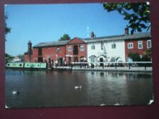 POSTCARD STAFFORDSHIRE FRADLEY JUNCTION - THE SWAM PUB