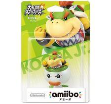 "Nintendo amiibo ""Bowser Jr"" Koopa Jr. Super Smash Bros. figure Wii U 3DS Japan"