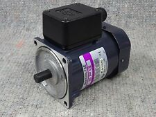 SPG INDUCTION MOTOR 90W - 380-440AC 3ph - S9190GSH-TCE