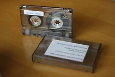 Speed calibration test tape for cassette deck or walkman or boombox - 3000 Hz