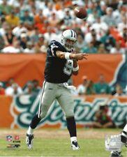 TONY ROMO 8x10 ACTION PHOTO Licensed NFL Picture DALLAS COWBOYS #9 Photofile CBS