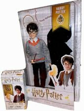 Harry Potter Film-Inspired Collector Doll⭐️WIZARDING WORLD•FREE COLLECTIBLE WAND