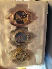 The Bradford Edition-Disney Princesses Heirloom Porcelain Ornament Collection