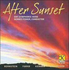 Fisher; Unt  Symphonic Band-After Sunset CD NEW