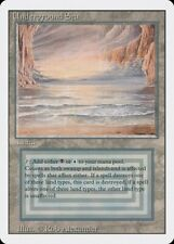 Magic The Gathering Dual Land Underground Sea - Not A Full Set x3 NM Condition