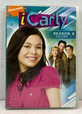 iCarly: Season 2 Volume 1 (DVD), 2009, Miranda Cosgrove, Jennette McCurdy