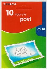 Nederland Postzegelboekje Pb 75 Tien voor uw Post postfris NVPH 2061