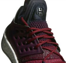 detailing 5bf16 b044b adidas james harden vol 2 Sample Tag Sz 14.5 Red Burgundy White Blk Boost